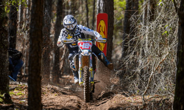 DUVALL AND BOLLINGER CLAIM TOP-FIVE FINISHES AT SUMTER NATIONAL ENDURO