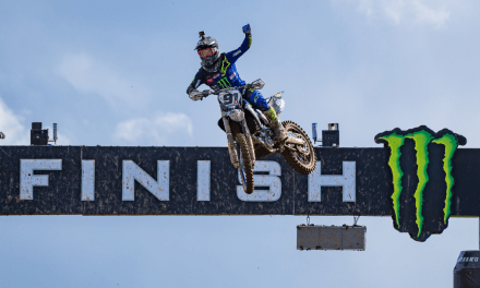Positive Points Scored at MXGP Season Opener for Monster Energy Yamaha Factory MXGP Team
