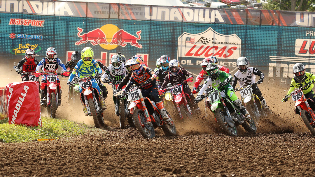 Update to Pro Motocross, GNCC and ATVMX Schedules