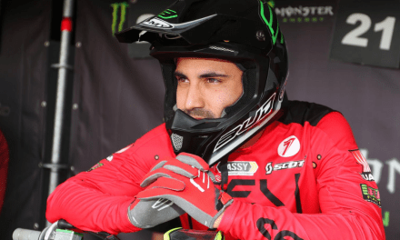 EMX, Kegums, LATVIA, 11 August 2020 A FIFTH FOR LORENZO LOCURCIO