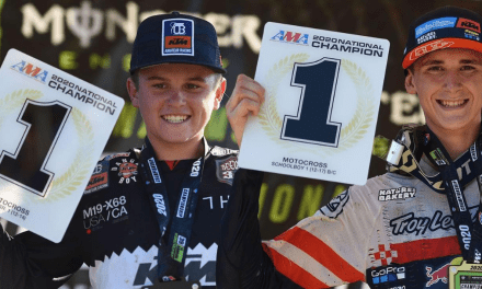 KTM RIDERS EARN 14 AMA NATIONAL CHAMPIONSHIPS AT THE PRESTIGIOUS LORETTA LYNN'S AMATEUR NATIONAL MOTOCROSS CHAMPIONSHIP