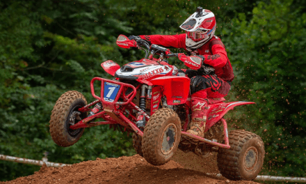 Joel Hetrick Takes Third Overall Win of Season in Virginia