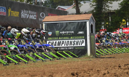 Racing Officially Gets Underway at 39th AMA Amateur National Motocross Championship