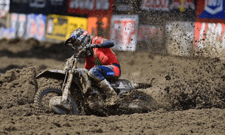 Barcia, Tickle Score Emphatic 1-2 Finish in First Moto at Loretta Lynn's National II