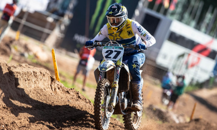 ARMINAS JASIKONIS CLAIMS SIXTH OVERALL AT MXGP OF LATVIA