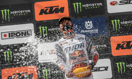 CAIROLI SHOWS CLASS TO CELEBRATE FIRST MXGP VICTORY OF 2020 AS HERLINGS ALSO MAKES RIGA PODIUM