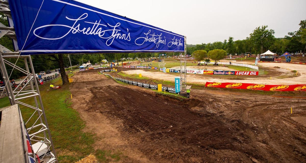 Lucas Oil Pro Motocross Series ROUND 1 Results