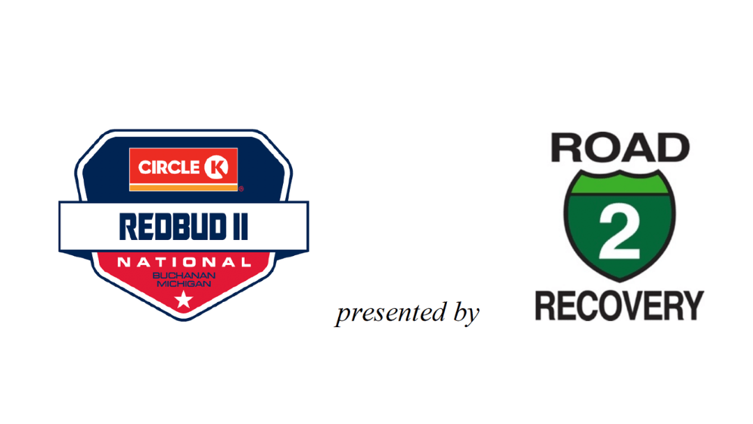 Road 2 Recovery Named as Presenting Sponsor for  RedBud II on Labor Day