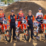 RED BULL KTM FACTORY RACING TEAM ANNOUNCES A THREE-RIDER ROSTER FOR 2021 RACE SEASON