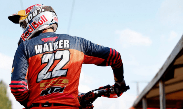 KTM THANKS JONNY WALKER AS AGREEMENT CONCLUDES