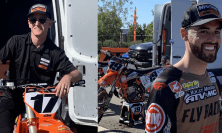 Team Rocky Mountain ATV/MC-KTM-WPS Announce 2021 Team Line-Up of Joey Savatgy and Justin Bogle