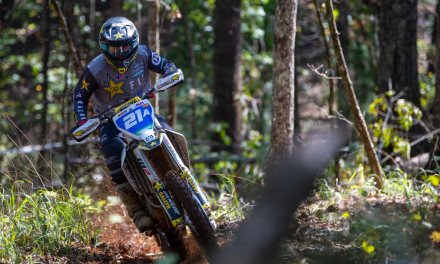 ROCKSTAR ENERGY HUSQVARNA FACTORY RACING TEAM SCORES A DOUBLE-PODIUM AT GOBBLER GETTER NATIONAL ENDURO