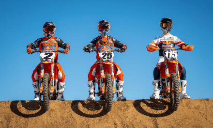 RED BULL KTM FACTORY RACING TEAM READY FOR SUPERCROSS SEASON OPENER