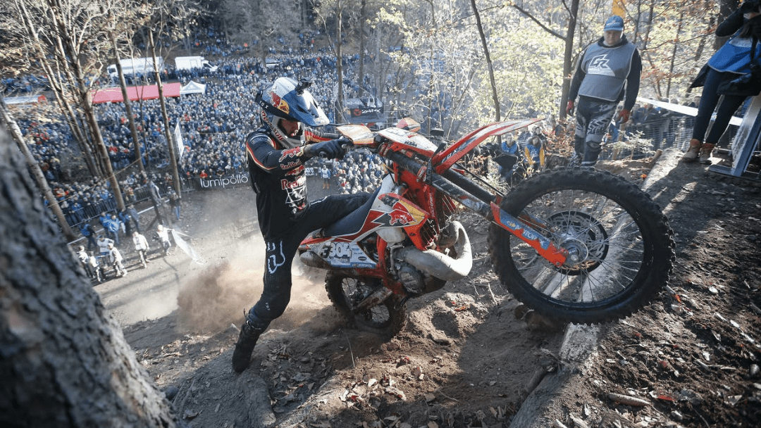 WESS BECOMES FIM HARD ENDURO WORLD CHAMPIONSHIP FOR 2021