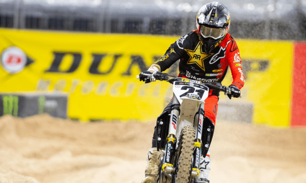 ROCKSTAR ENERGY HUSQVARNA FACTORY RACING TAKE POSITIVES AWAY FROM THE LONESTAR STATE FOR ROUND 3 OF AMA SUPERCROSS