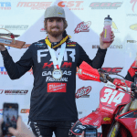 VP Racing Fuels Big Buck: Motorcycle Race Report Grant Baylor Earns Big Buck Overall Win Aboard New GASGAS