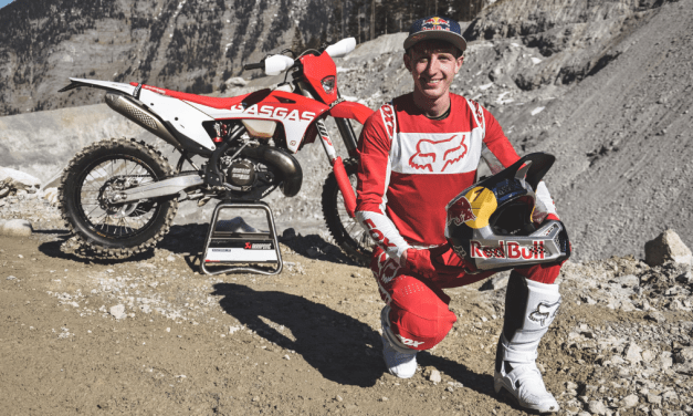 GASGAS SUPPORT MICHAEL WALKNER IN 2021 FIM HARD ENDURO WORLD CHAMPIONSHIP