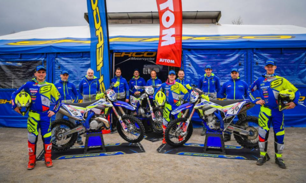 Assoluti d'Italia: A taste of EnduroGP and good results for the Sherco Team at the start of the season.