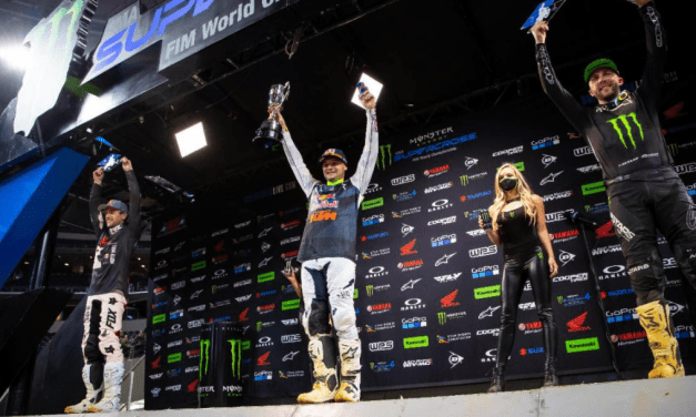 Cooper Webb Sweeps Texas and Stretches 450SX Class Points Lead- Justin Cooper Back on Top in the 250SX Class Title Chase with a Win
