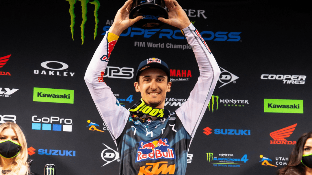 MUSQUIN LEADS RED BULL KTM TO A 1-2 PODIUM SWEEP AT SALT LAKE CITY SX