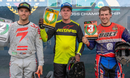 Long Takes Overall Win In 125cc Two Stroke Cup