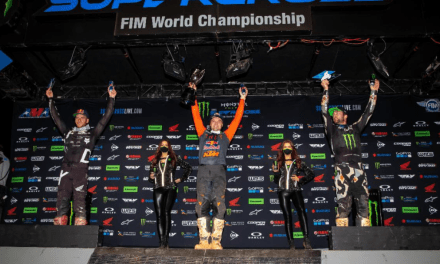 Cooper Webb Fights Back with Dramatic 450SX Atlanta Supercross Win – Nate Thrasher Dominates Again in Another Wild 250SX Race