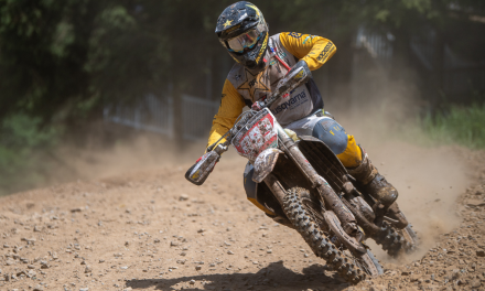 ROCKSTAR ENERGY HUSQVARNA FACTORY RACING'S THAD DUVALL CLAIMS SIXTH OVERALL AT SNOWSHOE GNCC