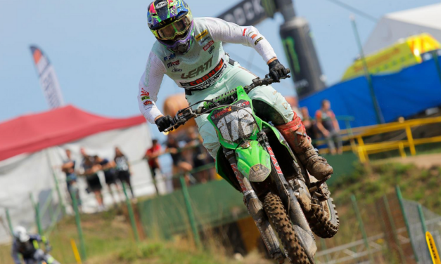 MATHYS BOISRAME CONSOLIDATES FOURTH IN THE SERIES