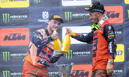 HERLINGS AND GUADAGNINI ENSURE DOUBLE RED BULL KTM VICTORY AT ITALIAN MXGP