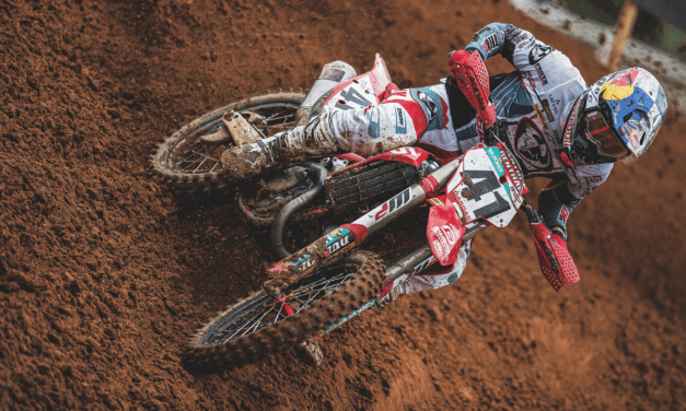SOLID SIXTH OVERALL AT MXGP ROUND THREE FOR GASGAS FACTORY RACING'S PAULS JONASS