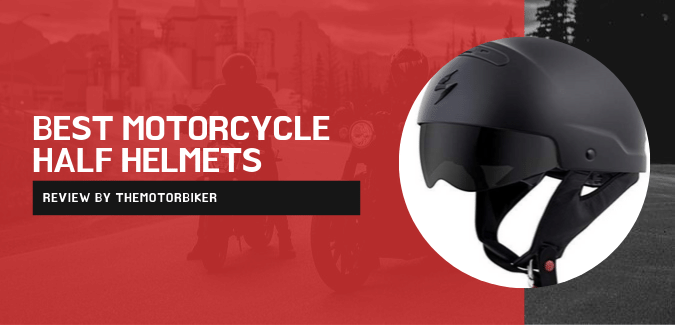 Best Motorcycle Half Helmets & Open Face Helmets