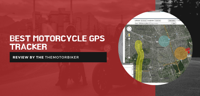 Best Motorcycle GPS Trackers : Experts Recommendations!