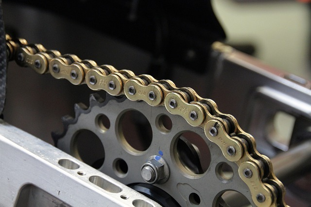What to Use to Clean Motorcycle Chain