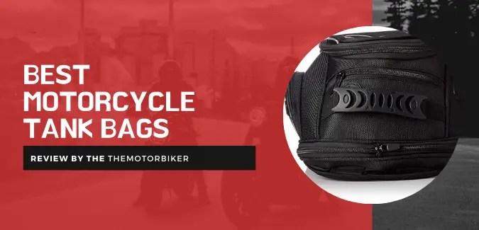 Best Motorcycle Tank Bags – Universal Models in 2021