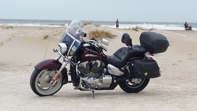 What is a cruiser motorcycle?