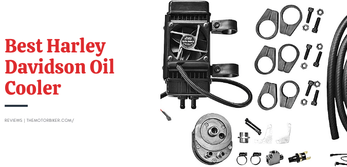 best oil cooler for Harley Davidson