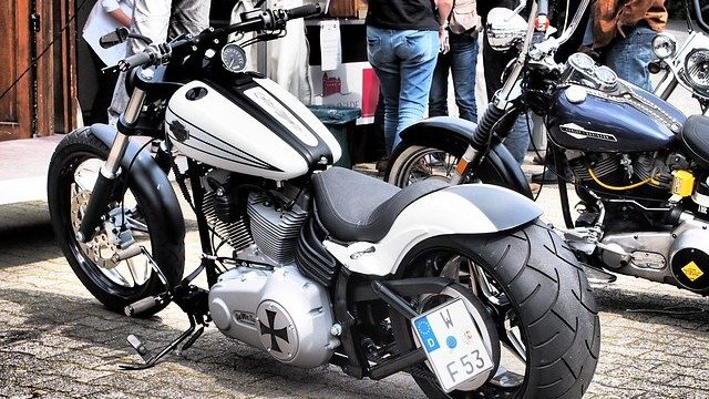 How to negotiate buying a Harley Davidson