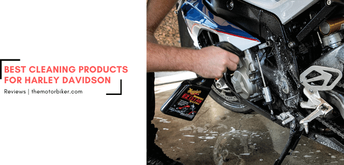 best cleaning products for harley davidson