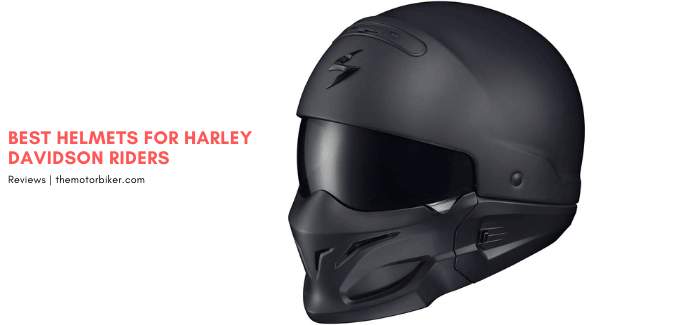 best helmets for harley davidson