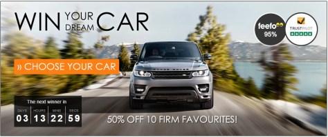 Win your Dream Car