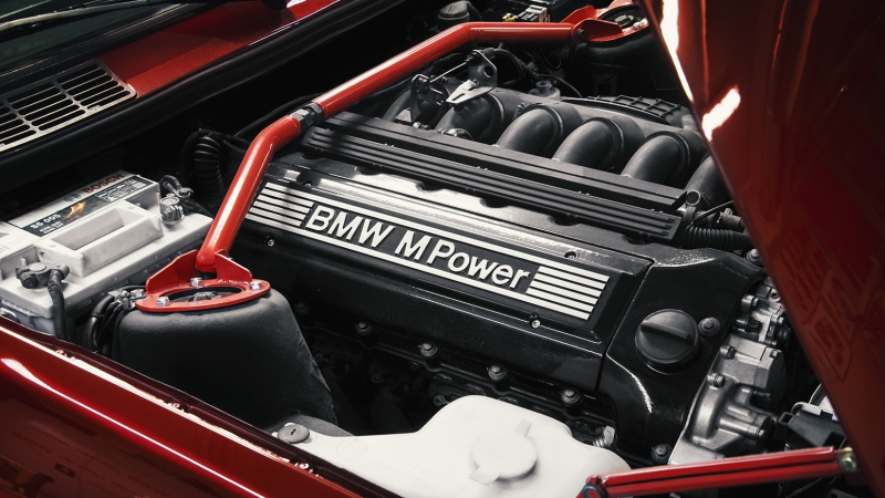 Everything about the Vilner M3 is awesome, except its engine