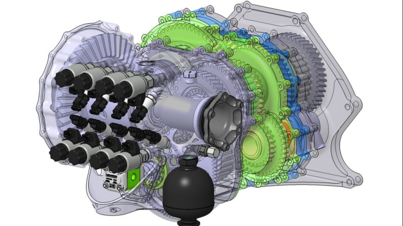 Why Koenigsegg Jesko's 9-speed LST gearbox is a big deal – The Motor