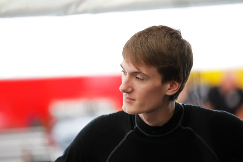 Martsenko will drive for Hilmer in Austria... © Sam Bloxham/GP3 Series Media Service.