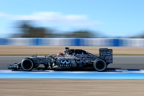 Infiniti Red Bull Racing (Photo by Mark Thompson/Getty Images).