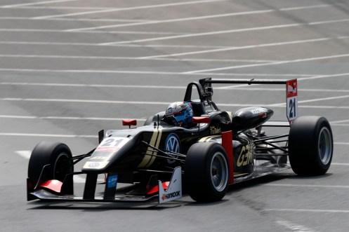 21 Alexander Albon (THA, Signature, Dallara F312 – Volkswagen), FIA Formula 3 European Championship, round 6, Norisring (GER) - 26. - 28. June 2015