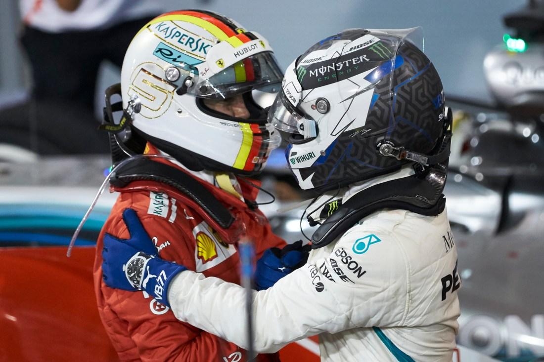 2018 Bahrain Grand Prix, Sunday - Steve Etherington