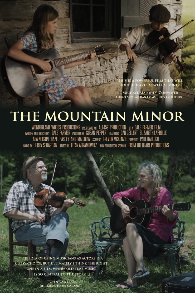 MOUNTAIN MINOR MOVIE POSTER_No Laurels