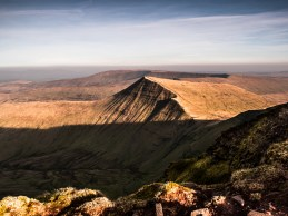 In the Brecon Beacons