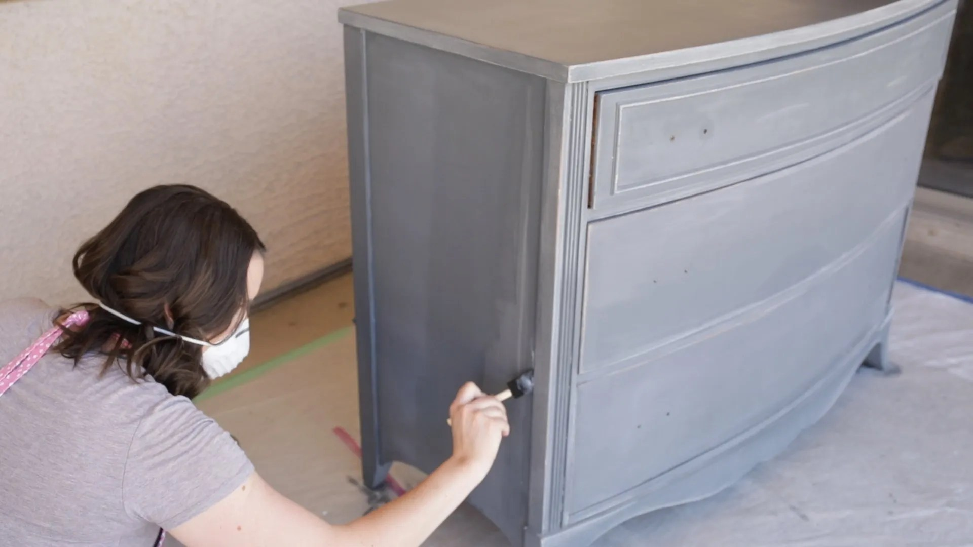 Can You Put Polyurethane Over Painted Furniture