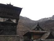 Kamru Fort and Guard Cabin